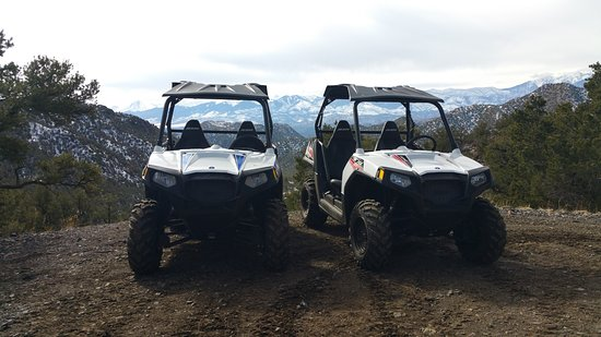 Cotopaxi, Kolorado: RZR's in the Rockies. Come ride the Rockies with us