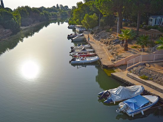 Port Privé de l'Ecolodge l'Etoile d'Argens