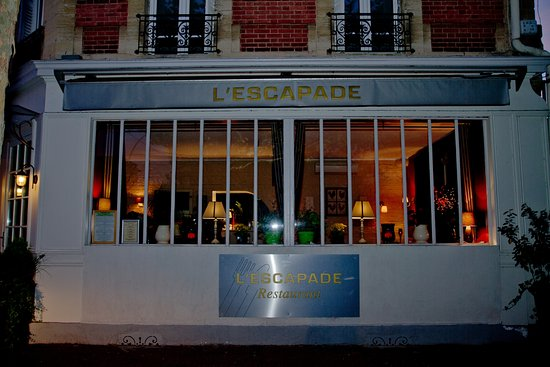 L 39 escapade croissy sur seine restaurant reviews phone for Escapade yvelines
