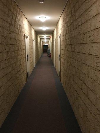 Belmont, Australia: Room corridor