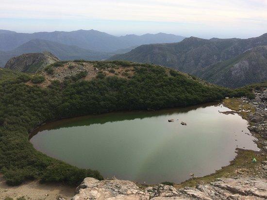 Pinto, Chili: Laguna El Huemul