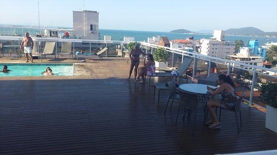 Hotel Canasvieiras Internacional - Florianopolis: Pileta