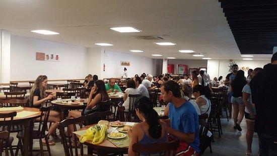 Hotel Canasvieiras Internacional - Florianopolis: Comedor