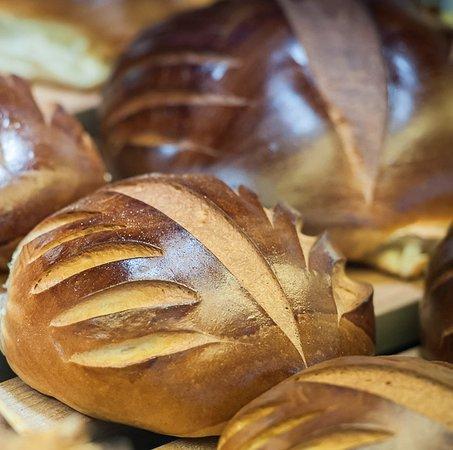 Saint-Armel, France: Gochtial bien dorés et croustillants