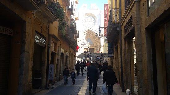 Catedral Basilica Metropolitana Primada de Tarragona Foto