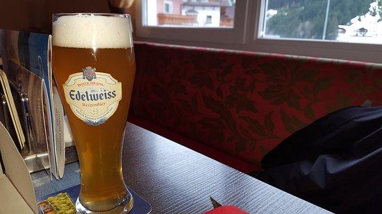 Gries im Sellrain, Austria: Tienen buena cerveza