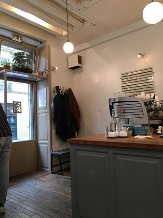 Photo of Cafe Telescope at 5 Rue Villedo, Paris 75001, France