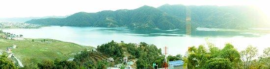 Landscape - Picture of Sadhana Yoga Retreat Centre, Pokhara - Tripadvisor