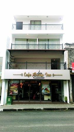 Cafe Aroma Inn, Kandy