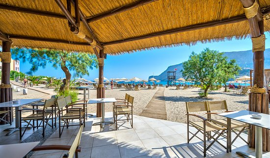 Fodhele, Hellas: Beach Bar