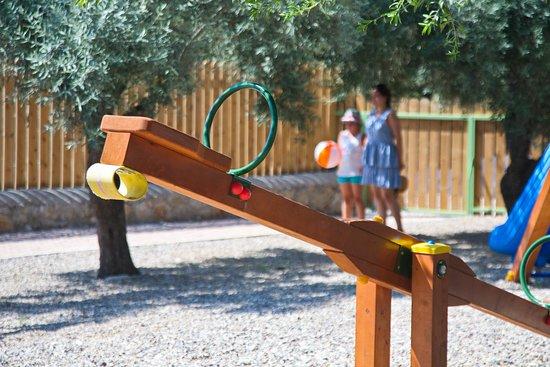 Spanochori, Greece: playground