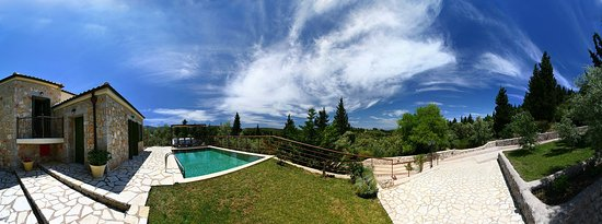 Spanochori, Greece: 360 view