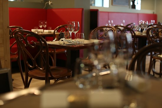 Glouton le Bistrot: Salle de restaurant Bistrot Glouton