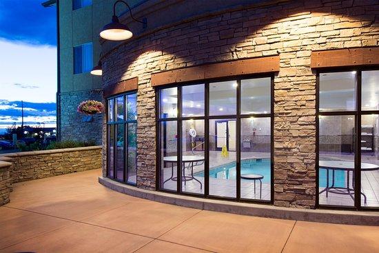 Hilton Garden Inn Bozeman: Exterior Entry