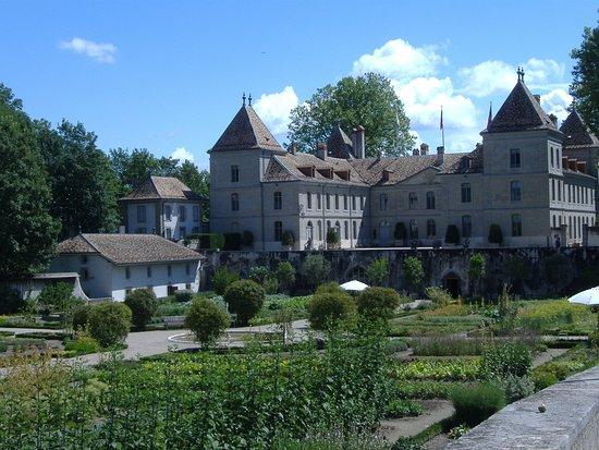 Prangins Castle