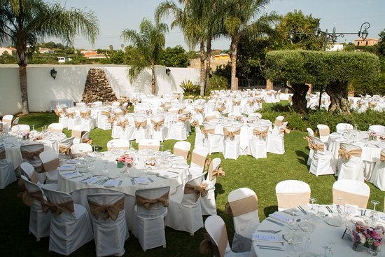 El Gamonal Our Wedding Garden Can Seat Up To 350 Guests The Perfect