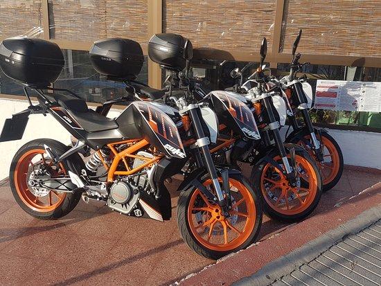 Motos Tivoli Gran Canaria