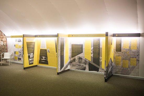Nie wieder schweigen - Dauerausstellung