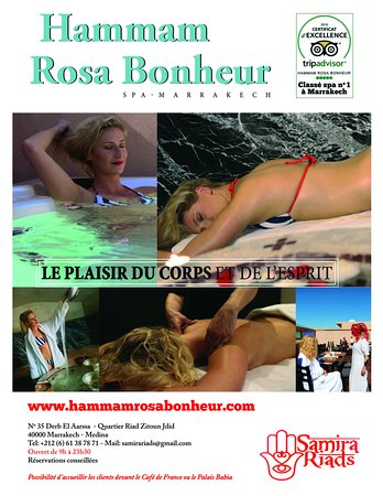罗莎·博纳尔水疗