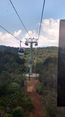 Metro Wire | Metro Cable Parque Arvi Bild Von Medellin Metrocable Medellin