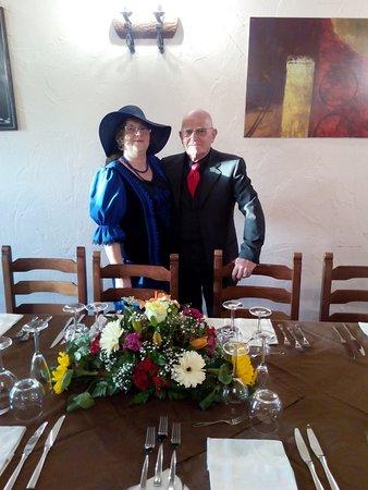 Calascibetta, Italy: Carmelo 74 anni!