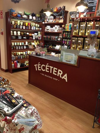 Tecetera The Delicious Shop