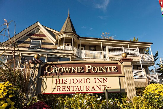 Crowne Pointe Historic Inn & Spa