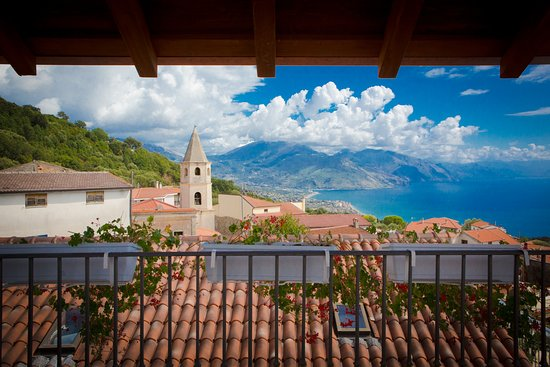 Terrazza vista mare - Picture of Ispani Inn Resort, Ispani - TripAdvisor