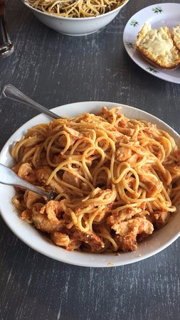 Ajax, Canada: Pasta special of the day