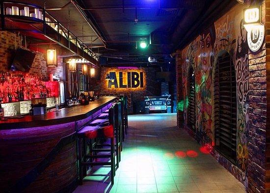 Bar Alibi