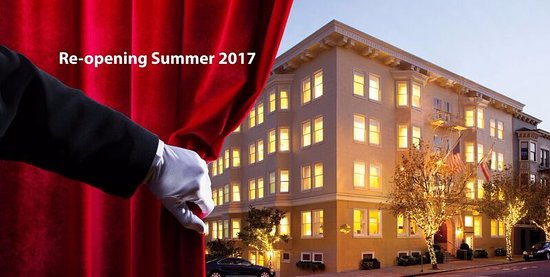 Hotel Drisco: Re-opening Summer 2017