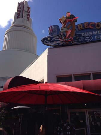 Photo of American Restaurant Tower Cafe at 1518 Broadway, Sacramento, CA 95818, United States