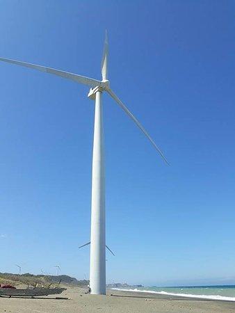 Ilocos Norte Province, Philippines: Bangui Windmills