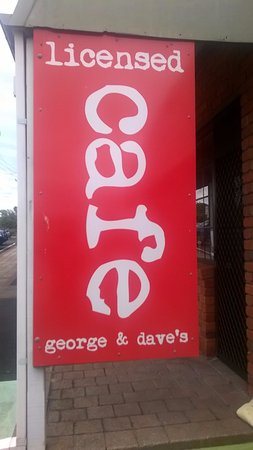 Shearwater, Australia: George and Dave's