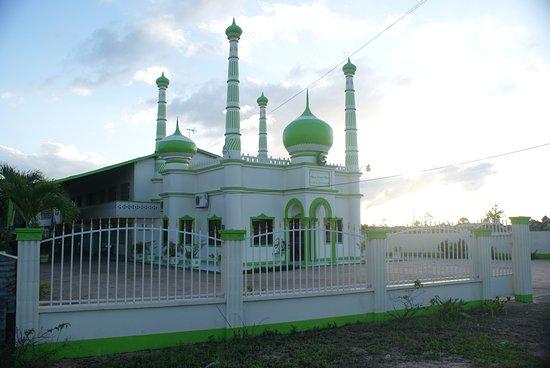 Ahmadiyya Muslim Nasir Mosque