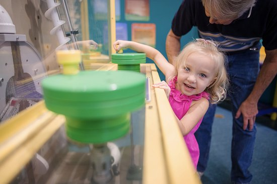 Mississippi Children's Museum: Explore the elements