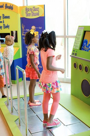 Mississippi Children's Museum: Do the Healthy Body Boogie