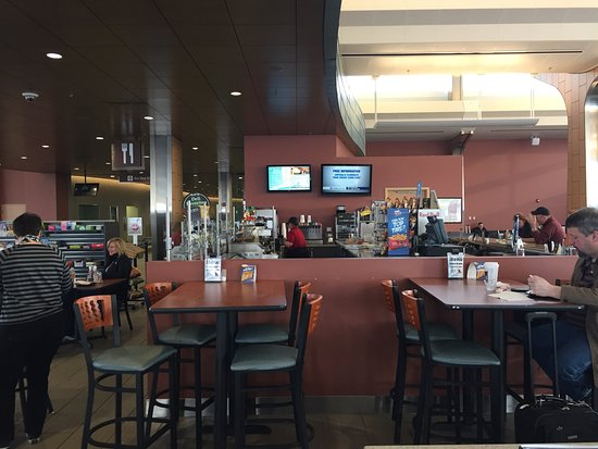 Freeland, MI: Sullivan's in MBS airport gate area