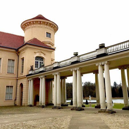 Brandenburg, Germany: Rheinsberg Palace. Rheinsberg, Germany