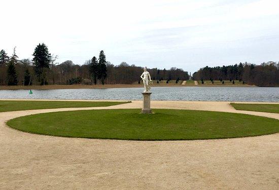 Brandenburgia, Niemcy: Rheinsberg Palace. Rheinsberg, Germany