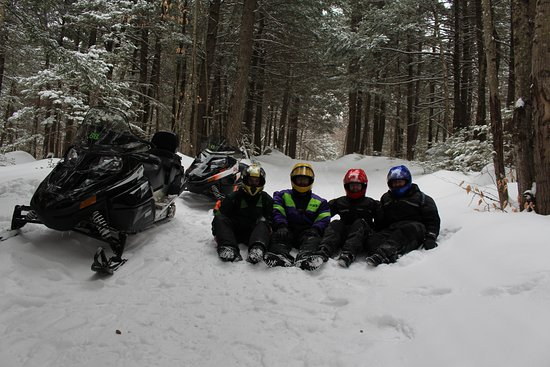 Fryeburg, ME Snowmobiling northeastsnowmobile.com