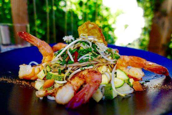 Restaurant restaurant cot jardin dans vence avec cuisine for Restaurant avec jardin 92