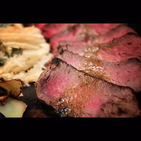 Mountain City, TN: Marinated Sirloin