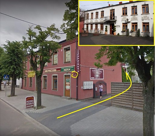 Belchatow, Poland: How to find building depth