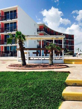 Cove Motel Oceanfront Photo