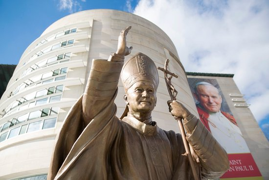 ‪Saint John Paul II National Shrine‬