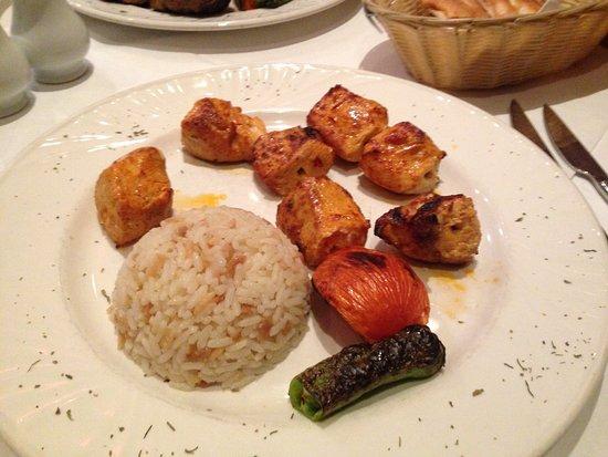 Selale Restaurant: Chicken main