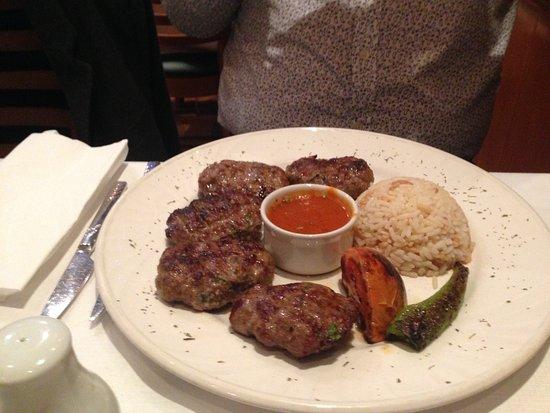 Selale Restaurant: Lamb main