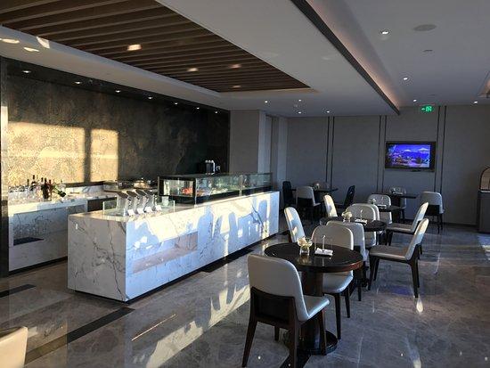Zibo, China: Sheraton Club Buffet Island