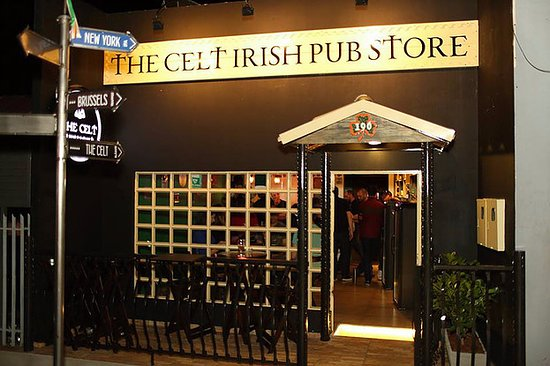 The Celt Irish Pub Store